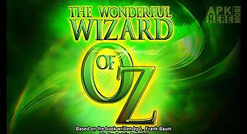 Wonderful wizard oz slots free