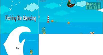 Fishing bin mancing