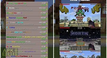 Live pe servers for minecraft