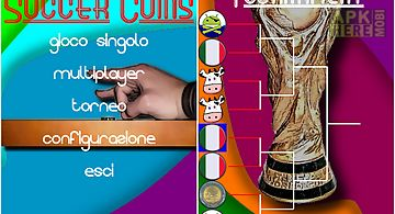 Soccer coins