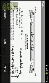 the holy quran arabic/english