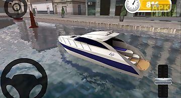 Boat parking hd