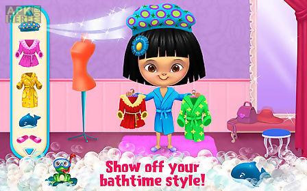bubble party - crazy clean fun