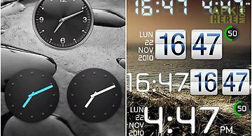Clock solo