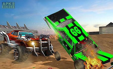 demolition derby real car wars