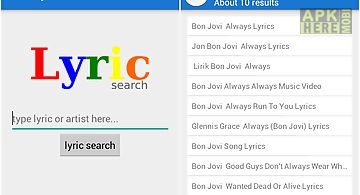 Lirik lagu 2015 & lyric search