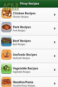 Pinoy food recipes for android free download at apk here store pinoy food recipes forumfinder Images