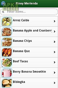 Pinoy food recipes for android free download at apk here store recipes pinoy food recipes pinoy food recipes app for android forumfinder Images