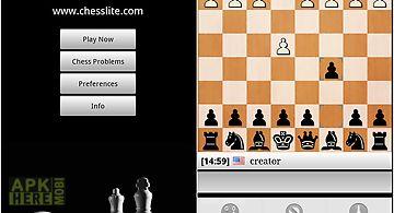 Chesslite online