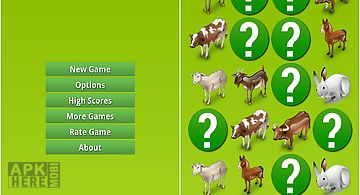 Farm animals game free