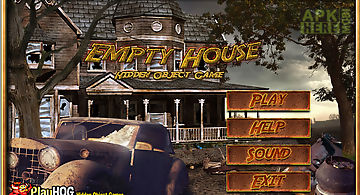Free hidden object games - empty..