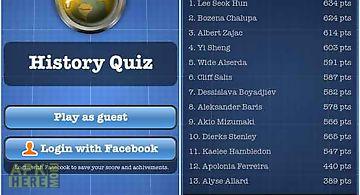 History quiz free