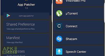 App patcher