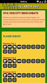 Cheats for gta all-in-1 for Android free download at Apk