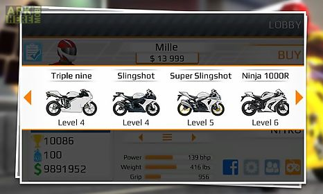 drag racing:bike edition
