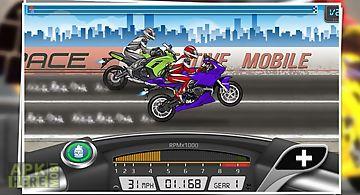 Drag racing:bike edition