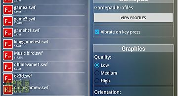 Photon flash player & browser for Android free download at