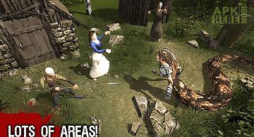 Rage of gorgon sim 3d