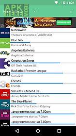tv listings - ireland