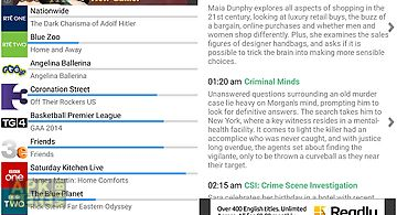 Tv listings - ireland
