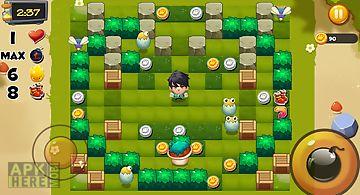 Bomber heroes - bomba game