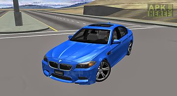 M5 driving simulator