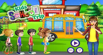 School trip games for kids