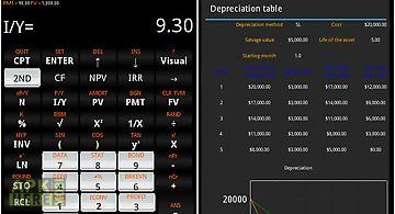 Ba financial calculator free