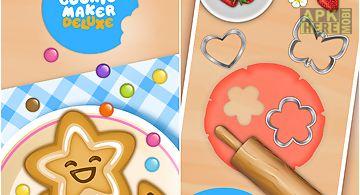 Cookie maker deluxe