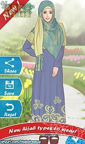 hijab dress up