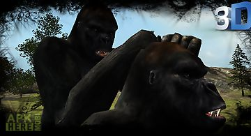 Real gorilla simulator