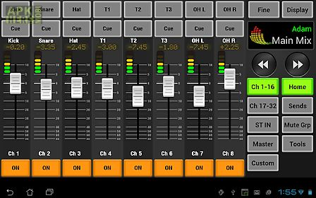 Airfader mobile for Android free download at Apk Here store
