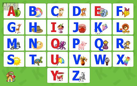 alphabet for kids (abc)