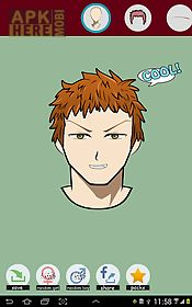 anime you - avatar creator