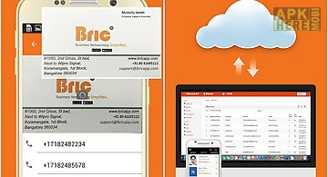 Bric - business card scanner