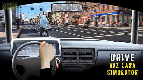 drive vaz lada simulator