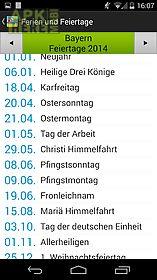 deutsche feiertage & ferien