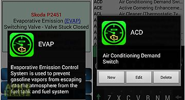 Obd2 pro check engine car dtc
