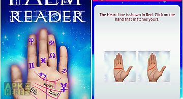 Palm reader guide