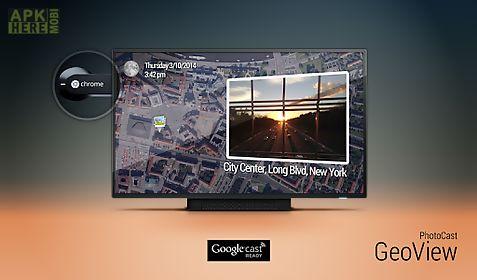 photocast for chromecast