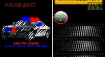 Police light pro