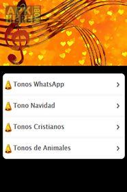 tonos para whatsapp
