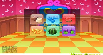 Fruit icecream challenge