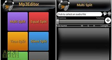 Mp3 editor (arm)