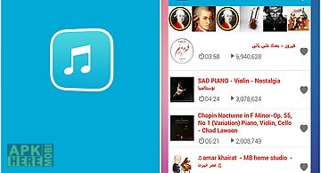 Music search - mp3 player for Android free download at Apk