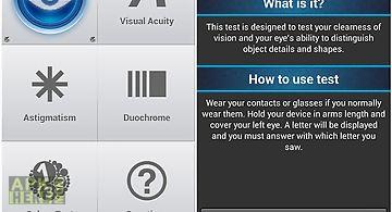 Vision test 2.0