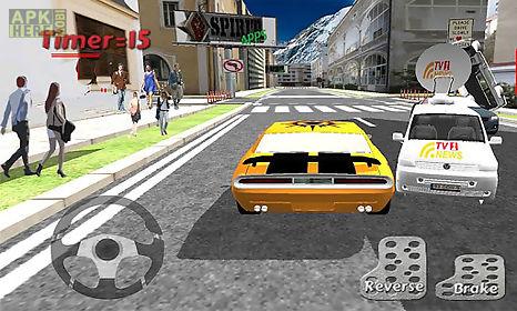 extreme car drive simulator