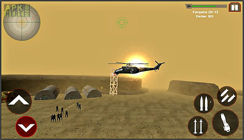 gunship modern war -air battle