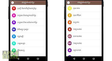 Khmer grammar