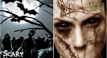 Scary halloween sound